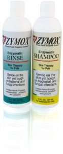 zymox Shampoo & conditioner